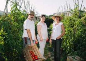 Sencies Can Girona Sitges productors restaurant la salseta
