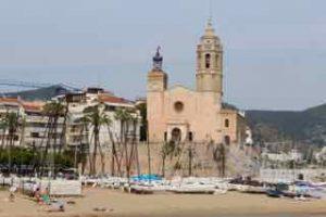 Iglesia parroquial de Sitges