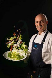 Valentí, cocinero de la Salseta